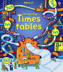 Lift The Flap Times Tables Book : tricky subject, this book is perfect...