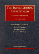 The International Legal System : substantive discussion supported by expert...