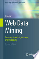 Web Data Mining : consists of two parts. the first part covers...