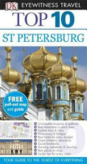 DK Eyewitness Top 10 Travel Guide  St Petersburg