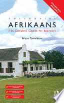 Colloquial Afrikaans (eBook And MP3 Pack)