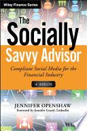 The Socially Savvy Advisor   Website