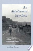 An Appalachian New Deal