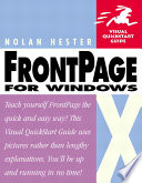 Microsoft Office FrontPage 2003 for Windows