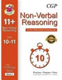 Non-Verbal Reasoning: The 11+ 10-Minute Tests: For CEM (Durham University) Test