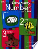Mrs. E's Extraordinary Number Activities (ENHANCED eBook)