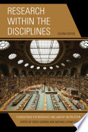 Research within the Disciplines