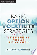 Basic Option Volatility Strategies