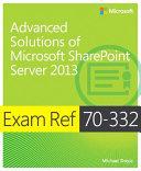 Exam Ref 70 332