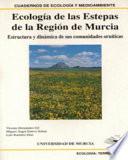Ecología de las estepas de la región de Murcia