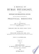A Manual of Human Physiology