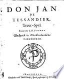 Don Jan De Tessandier