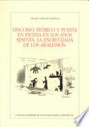Discurso Te Rico Y Puesta En Escena En Los A Os Sesenta book