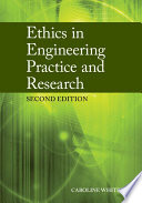 Ethics in Engineering Practice and Research