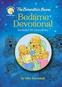 The Berenstain Bears Bedtime Devotional