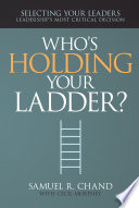 Who   s Holding Your Ladder