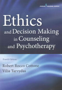 Ethics And Decision Making In Counseling And Psychotherapy Fourth Edition