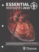 Essential Med Notes 2015  Comprehensive Review for USMLE and MCCQE