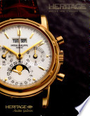 Heritage Auctions Watches and Fine Timepieces Auction Catalog  5042  Dallas  TX