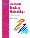 Language teaching methodology
