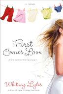 download ebook first comes love pdf epub