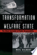 Transformation of the Welfare State