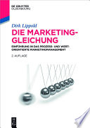Die Marketing Gleichung