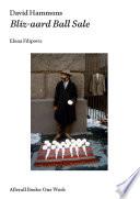 David Hammons Book PDF