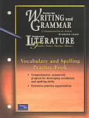 Prentice Hall Writing and Grammar   Prentice Hall Literature