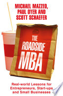 Ebook The Roadside MBA Epub Scott Schaefer,Paul Oyer,Michael Mazzeo Apps Read Mobile
