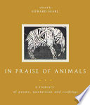 In Praise of Animals