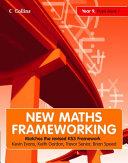 New Maths Frameworking - Year 9