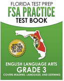 Florida Test Prep Fsa Practice Test Book English Language Arts Grade 3