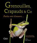 illustration Grenouilles, crapauds et Cie