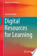 Digital Resources for Learning Book PDF