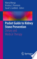 Pocket Guide To Kidney Stone Prevention