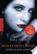 Tagebuch eines Vampirs   R  ckkehr bei Nacht