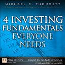 download ebook 4 investing fundamentals everyone needs pdf epub