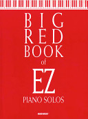 Big Red Book of Ez Piano Solos