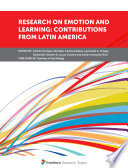 Research On Emotion And Learning Contributions From Latin America
