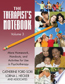 The Therapist s Notebook Volume 3
