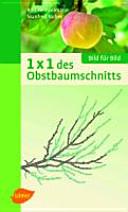 1 x 1 des Obstbaumschnitts : [Bild für Bild]