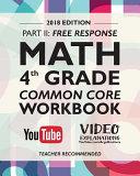 Argo Brothers Math Workbook Grade 4