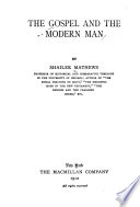 The Gospel and the Modern Man Book PDF