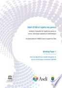 illustration du livre Liste des objectifs pour l'égalité des genres en science, technologie et innovation (LOG STI)