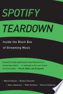Spotify teardown : inside the black box of streaming music cover image