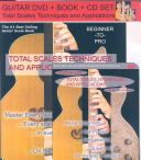 Guitar  Total Scales Techniques and Applications