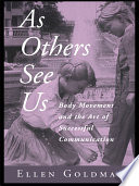 As Others See Us Book PDF