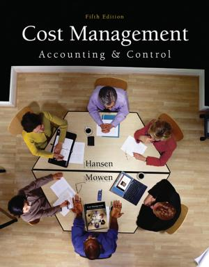 Cost Management: Accounting and Control - ISBN:9780324233100