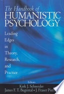 The Handbook of Humanistic Psychology The Resurgent Field Of Humanistic Psychology And Psychotherapy